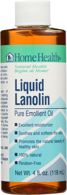 Liquid Lanolin Pure Emollient Oil