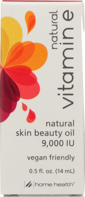 Natural Vitamin E Skin  Beauty Oil 9,000  Iu