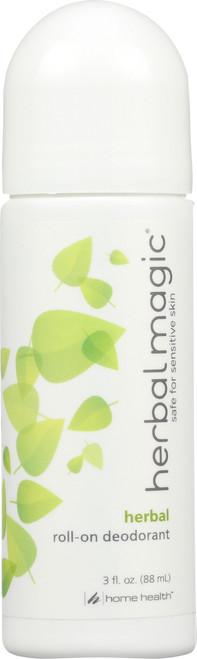 Herbal Magic® Roll-On Deodorant Herbal