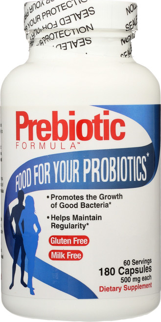 Prebiotic Formula™ Food For Your Probiotics*