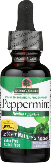 Peppermint Herb Alcohol- Free