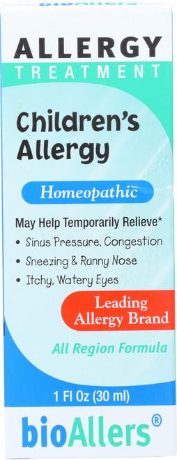 Childrens Allergy