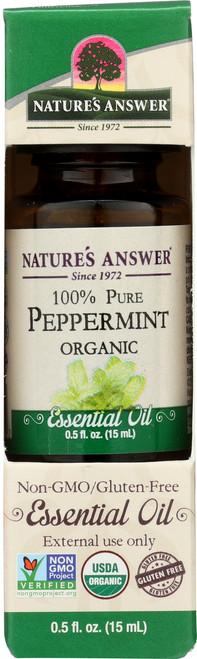 Essential Oil Organic Peppermint