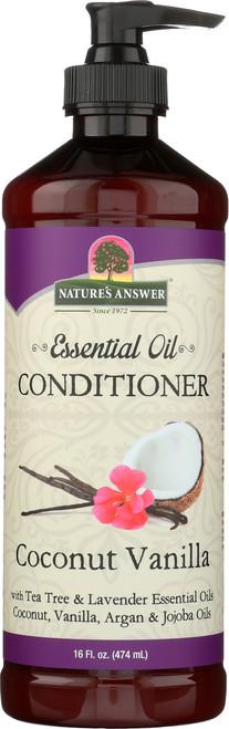 Essential Oil Conditioner Coconut Vanilla