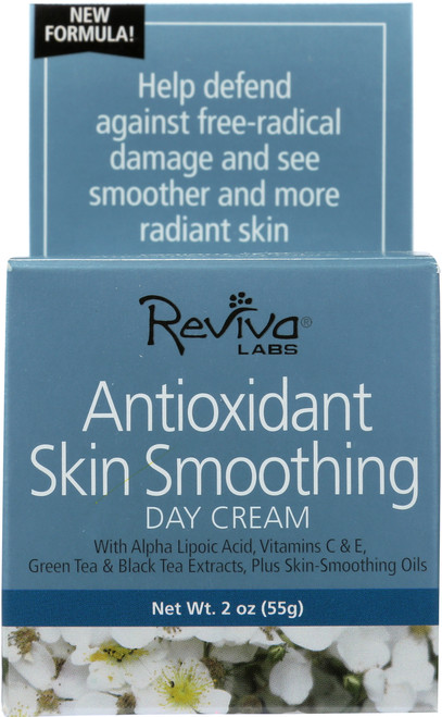 Day Cream-Antioxidant Skin Smoothing