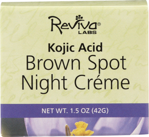 Brown Spot Night Cream W/ Kojic Acid