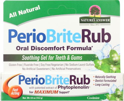 Periobrite Rub Coolmint