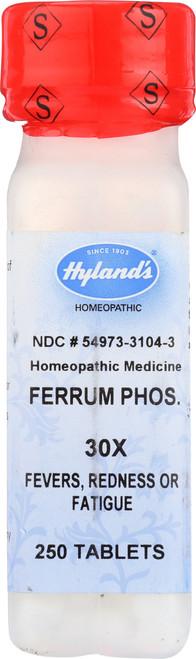 Ferrum Phosphoricum 30X