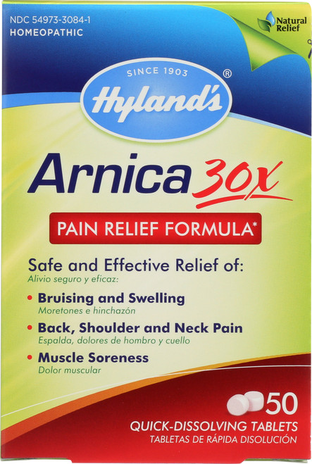 Arnica 30X Pain Relief