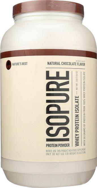 Natural Isopure 3Lb Vanilla