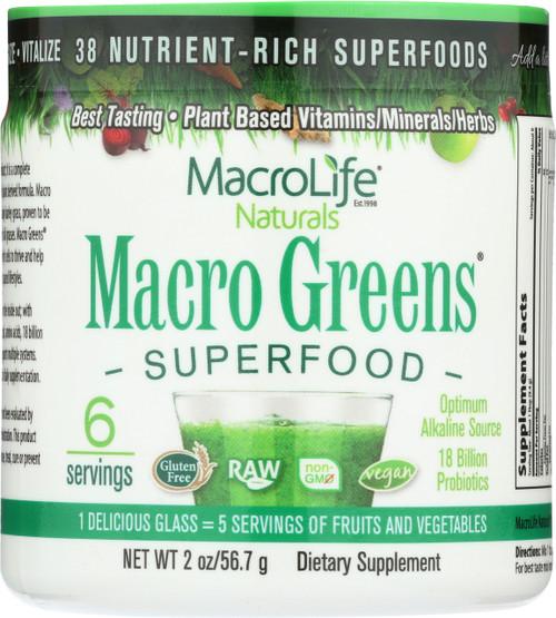 Macro Greens Original