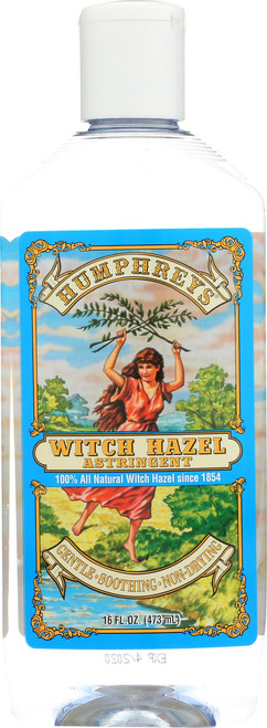 Humphreys® Witch Hazel Astringent 100% All Natural