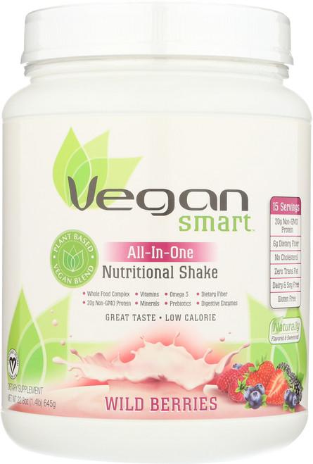 Vegan Smart® Shake Berry Vgn Wild Berries
