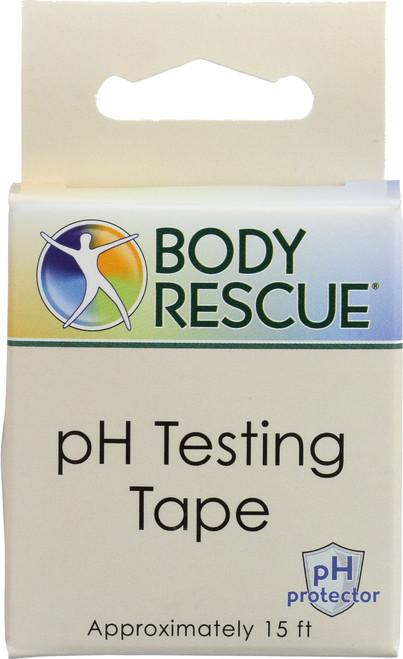 Body Rescue-Ph Testing Tape
