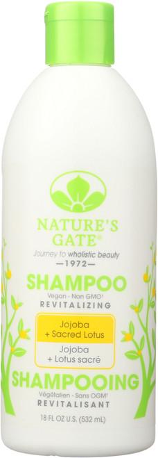 Shampoo Revitalizing Jojoba + Sacred Lotus