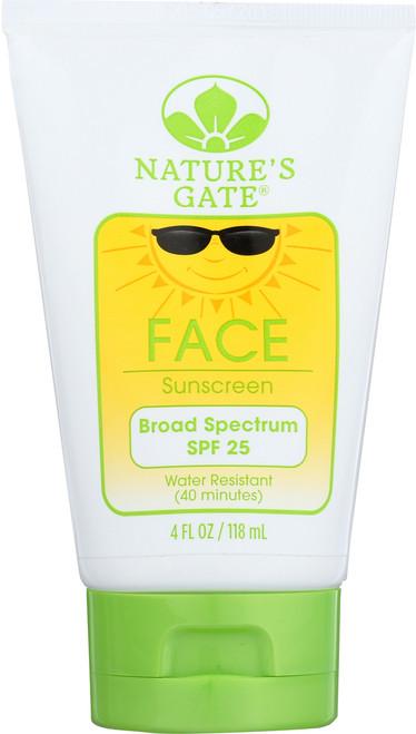 Sun Care Face Broad Spectrum Spf 20