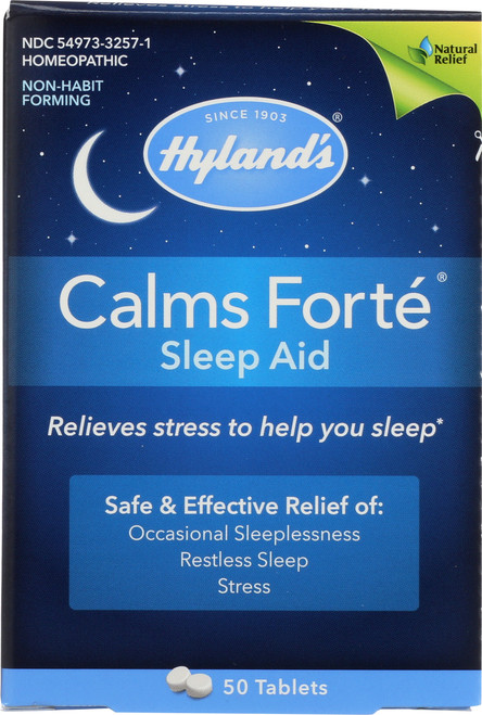 Calms Forté® Sleep Aid