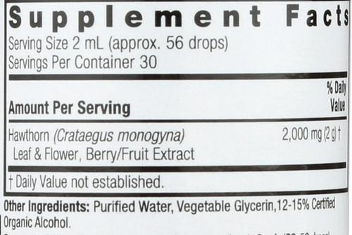 Hawthorn Berries  2 Fl oz 60 Ml