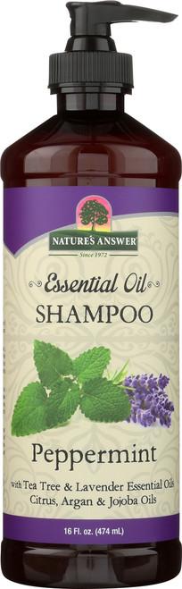Essential Oil Shampoo Peppermint