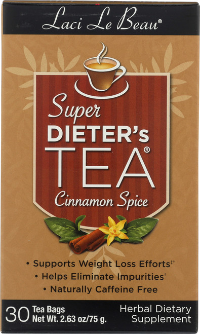 Super Dieter'S Tea® Cinnamon Spice