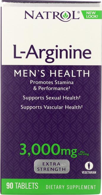 Vitamin/Supplements L-Arginine 1000Mg