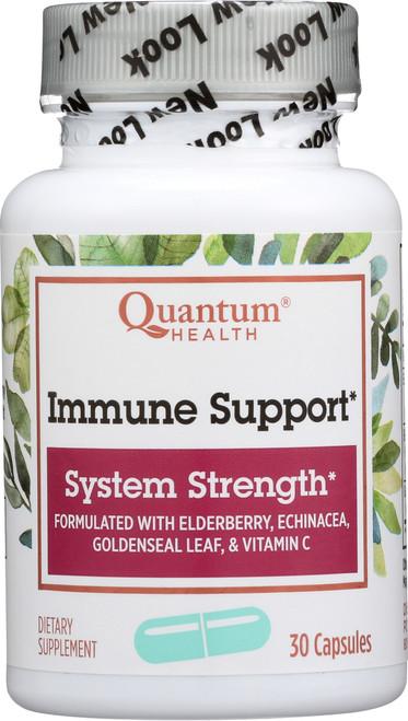 Immune Support Capsules Elderberry, Echinacea, Goldenseal Leaf, Vitamin C