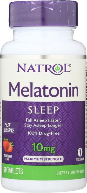 Vitamin/Supplements Melatonin 10Mg