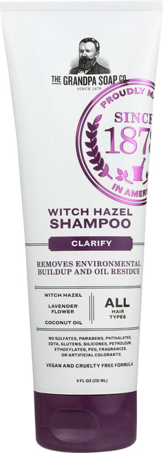 Shampoo Witch Hazel