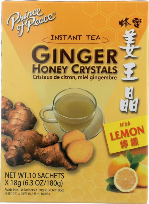 Tea-Instant-Ginger Honey Crystals