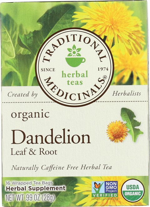 Bagged Tea Dandelion Leaf & Root