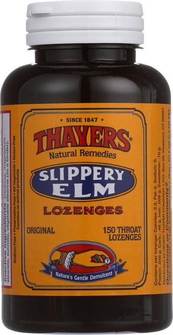 Lozenges Slippery Elm Original