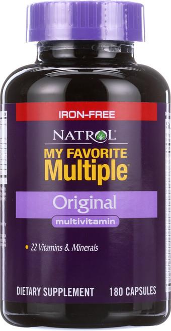 My Favorite Multiple Original Multivitamin