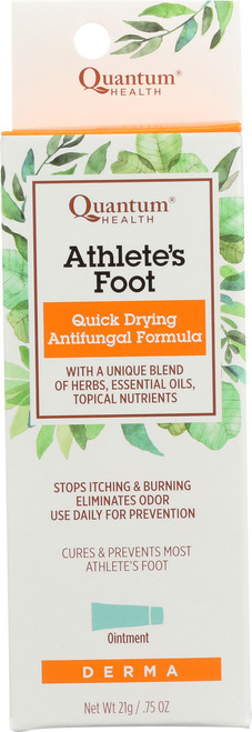 Athlete'S Foot Antifungal Formula Topical Ointment