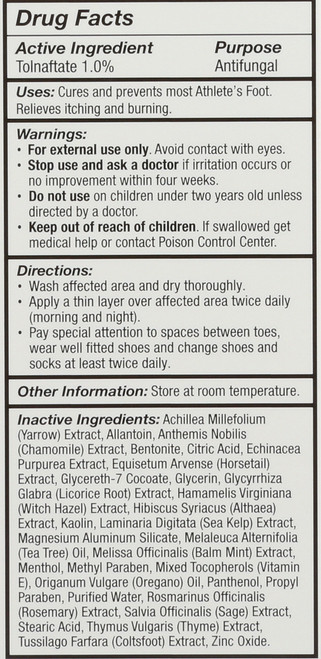 Athlete's Foot Antifungal Formula Topical Ointment 21 G 0.75oz