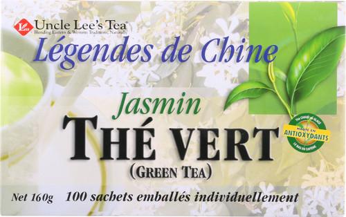 Tea Green, Jasmine