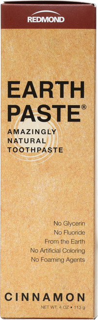 Earthpaste Toothpaste Cinnamon