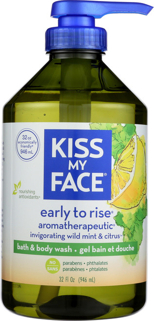 Early To Rise Bath & Body Wash Early To Rise