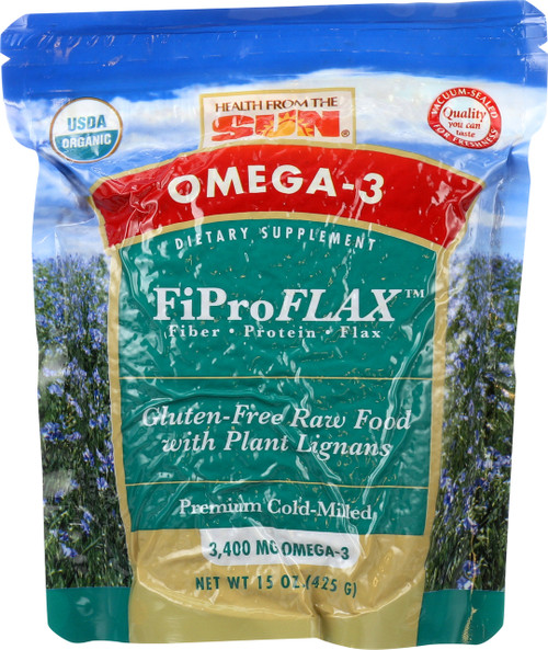Flax Milled Fipro