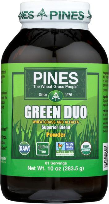 Green Duo Powder