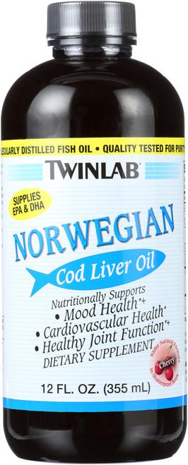 Cod Liver Oil Cherry