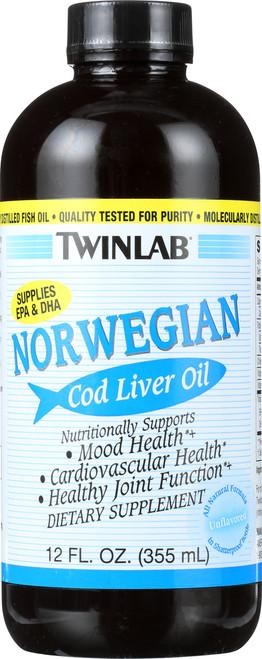 Cod Liver Oil Plain