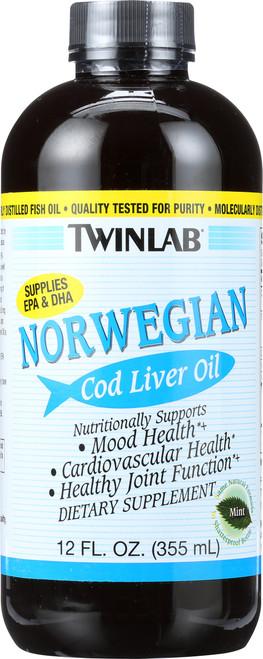 Cod Liver Oil Mint