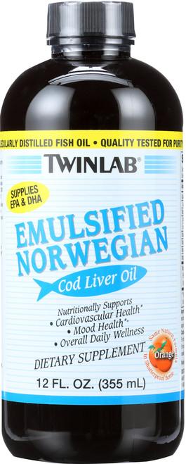 Cod Liver Oil Orange