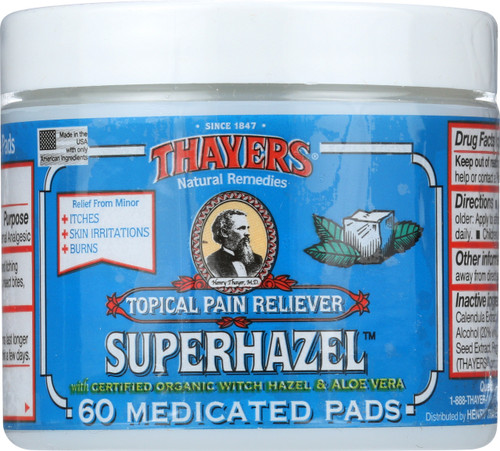 Superhazel Topical Pain Reliever