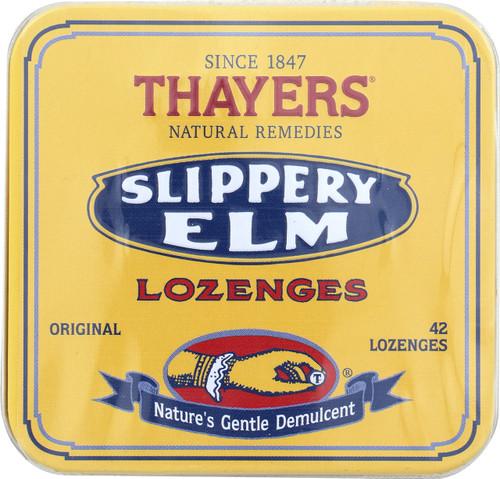 Slippery Elm Lozenges Original