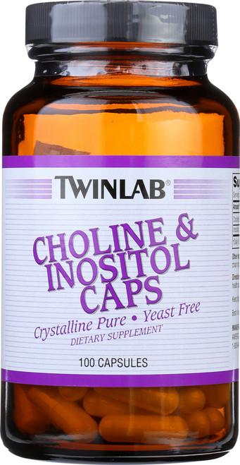Choline & Inositol 500Mg