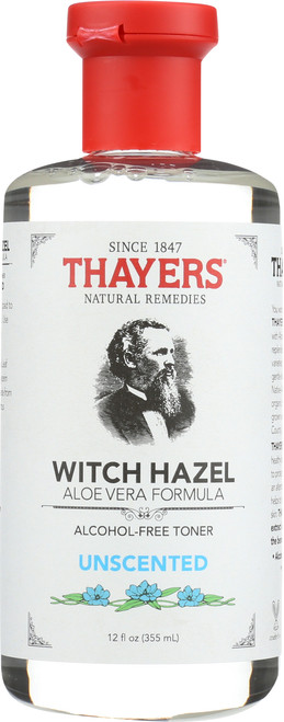Witch Hazel Alcohol-Free Toner  Unscented