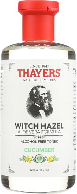 Witch Hazel Alcohol-Free Toner Cucumber