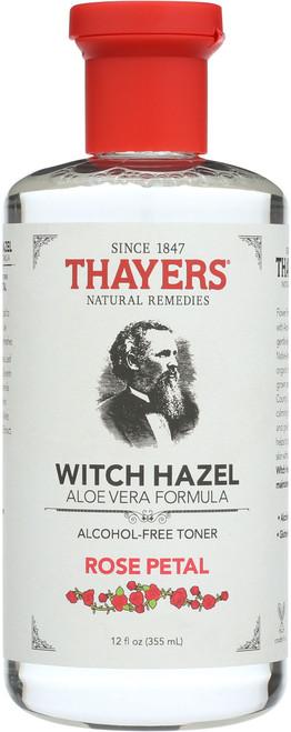Witch Hazel Alcohol-Free Toner Rose Petal