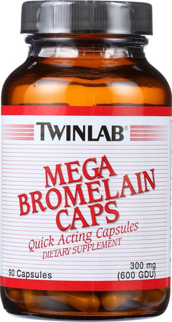 Bromelain Caps Mega